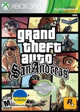 GTA: Grand Theft Auto: San Andreas (Xbox 360) Новый-thumb
