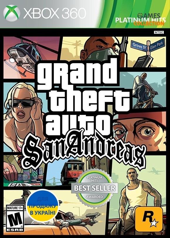 Grand Theft Auto: San Andreas (XBOX360)-thumb
