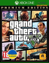 Grand Theft Auto V: Premium Edition (XBox One)-thumb
