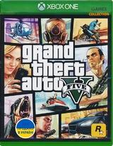 Grand Theft Auto V (Xbox One) Б/У-thumb