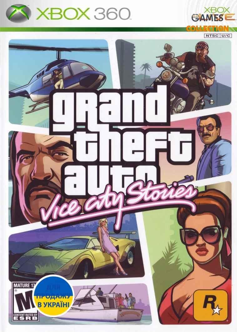 Grand Theft Auto: Vice City Stories (XBOX360)-thumb