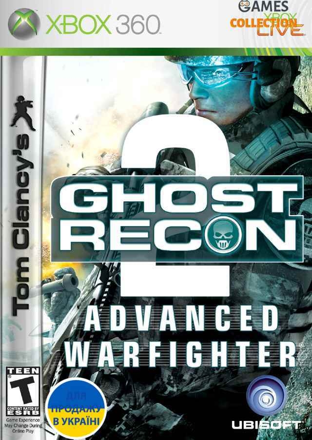 Tom Clancy's Ghost Recon: Advanced Warfighter 2 (XBOX360)-thumb