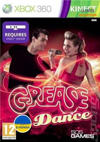 Grease Dance(XBOX360)-thumb