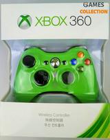 Универсальный беспроводной контроллер (Xbox 360) Green-thumb