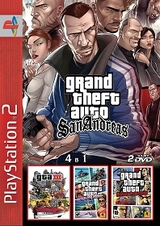 Сборник игр 4в1: GTA San Andreas-thumb