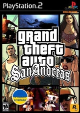 Grand Theft Auto: San Andreas (PS2)-thumb
