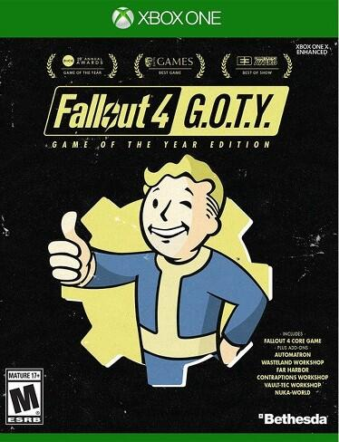 Fallout 4: Game of the Year Edition (Xbox One)-thumb