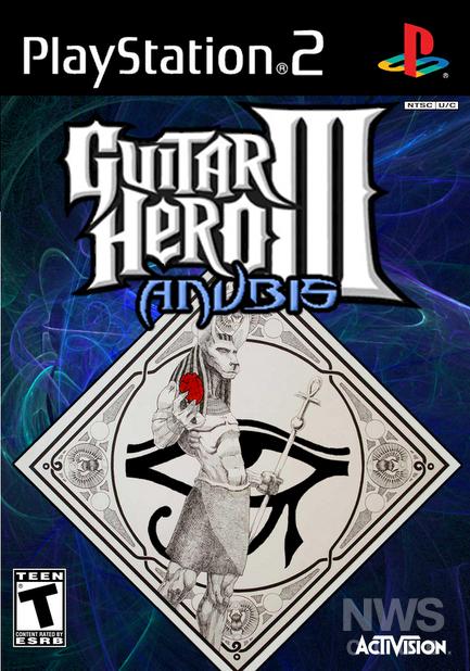 Guitar Hero III: Anubis (PS2)-thumb