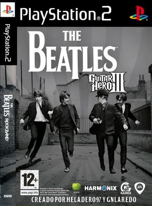 Guitar Hero III: The Beatles (PS2)-thumb