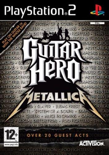Guitar Hero: Metallica (PS2)-thumb