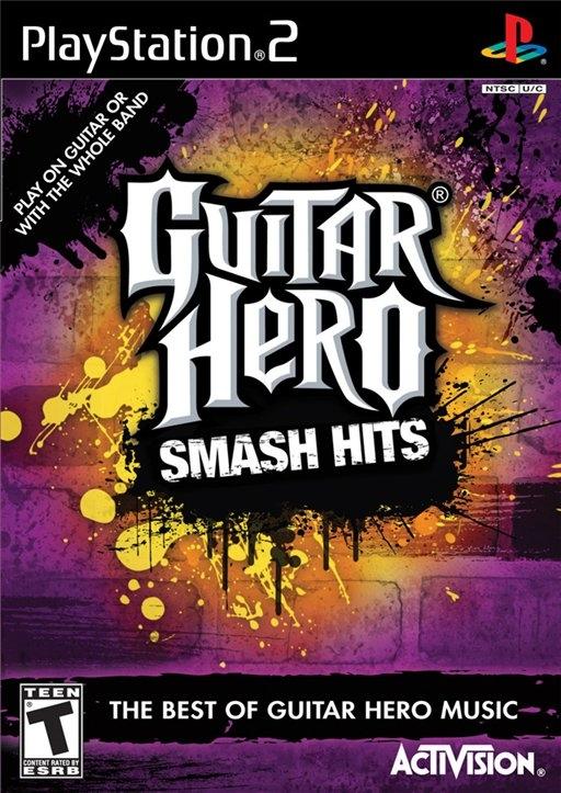 Guitar Hero: Smash Hits (PS2)-thumb