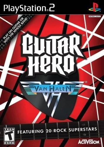 Guitar Hero Van Halen (PS2)-thumb