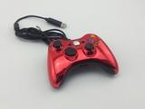 Красный джойстик XBOX 360(PC)(ПРОВОДНОЙ)-thumb