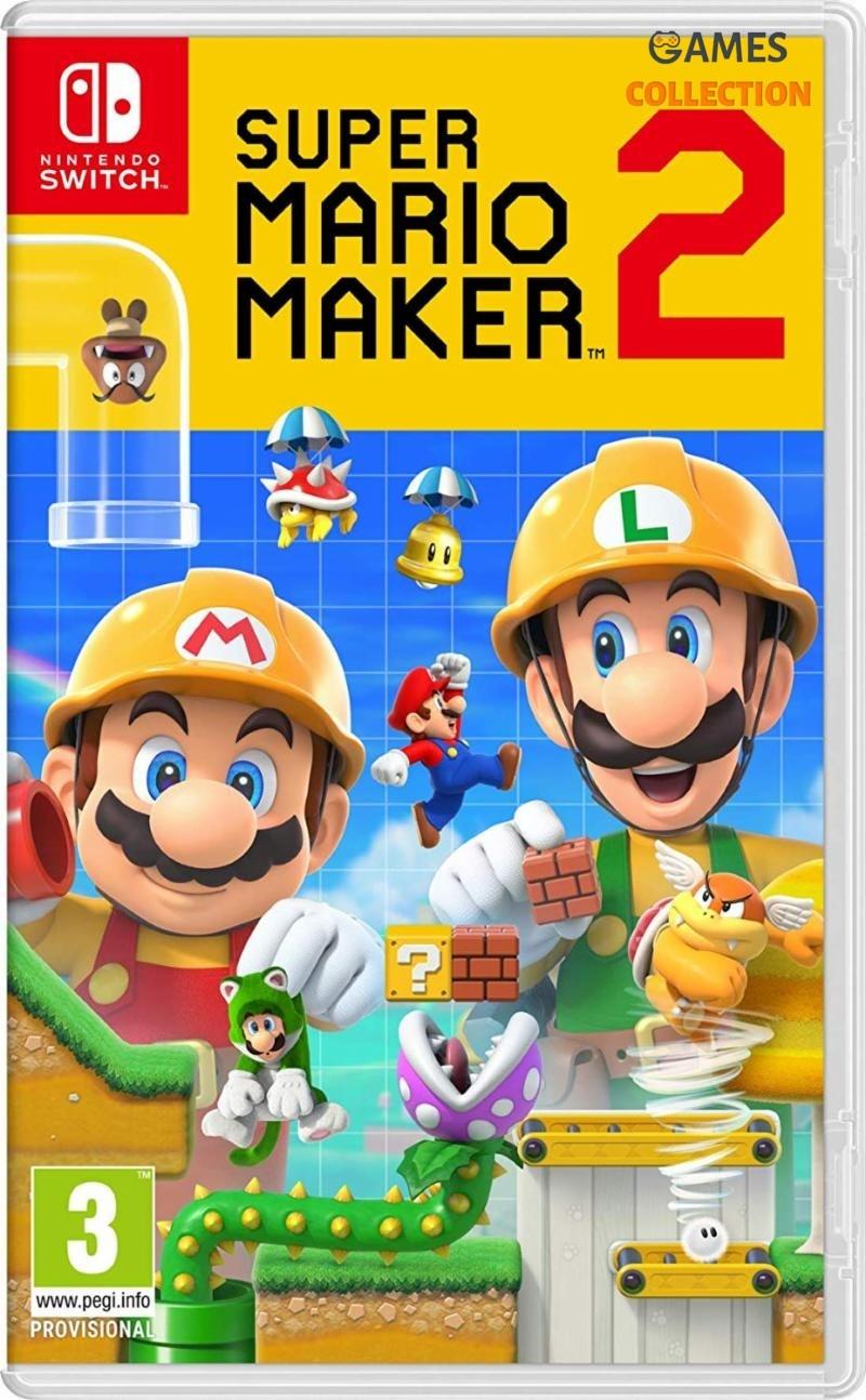 Super Mario Maker 2 (Nintendo Switch)-thumb