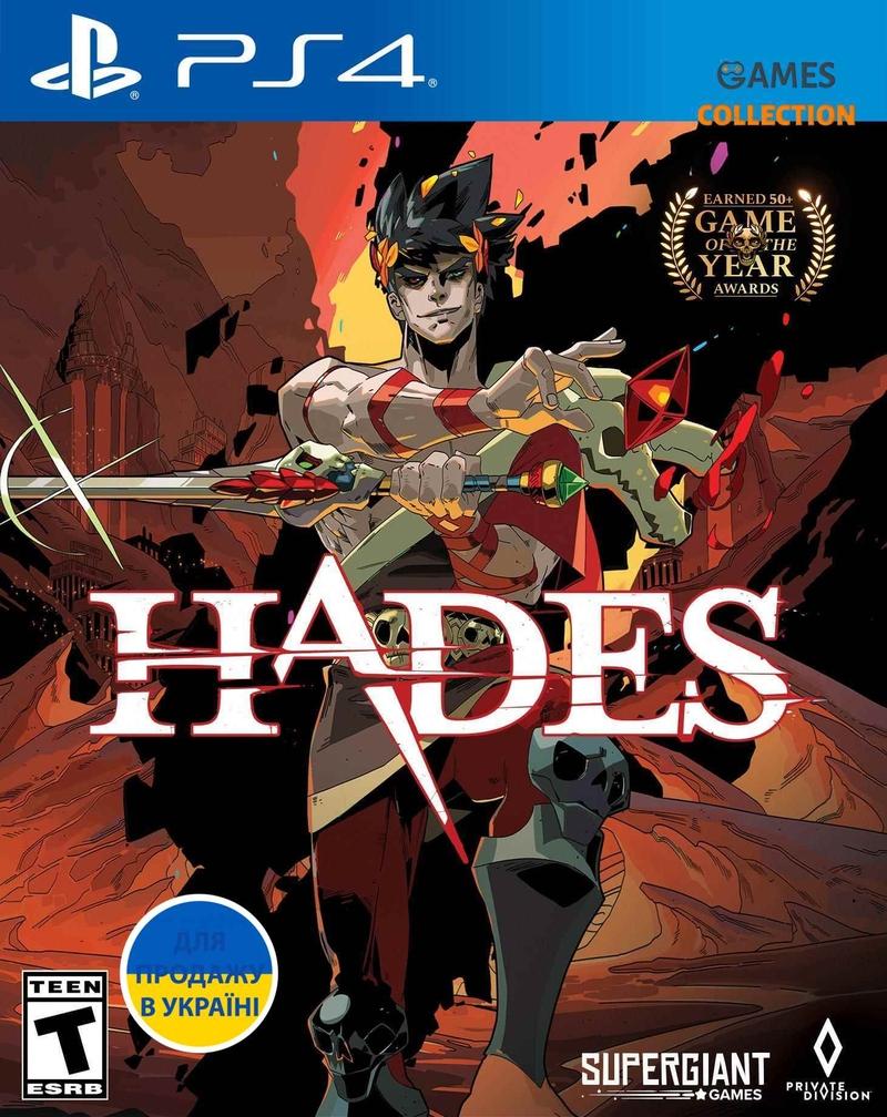 Hades (PS4)-thumb