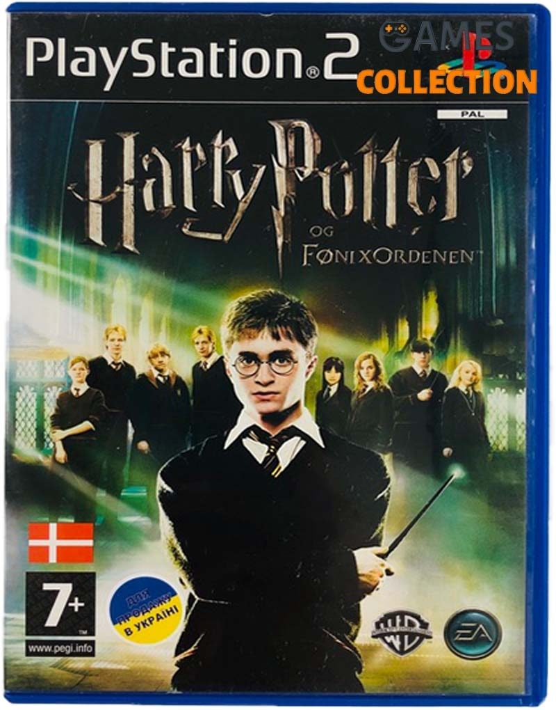 Harry Potter and the Order of the Phoenix (PS2) Б/У-thumb