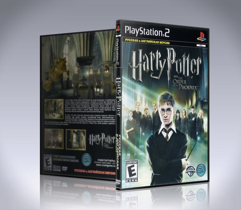 Harry potter and the order of the phoenix (ps2)-thumb