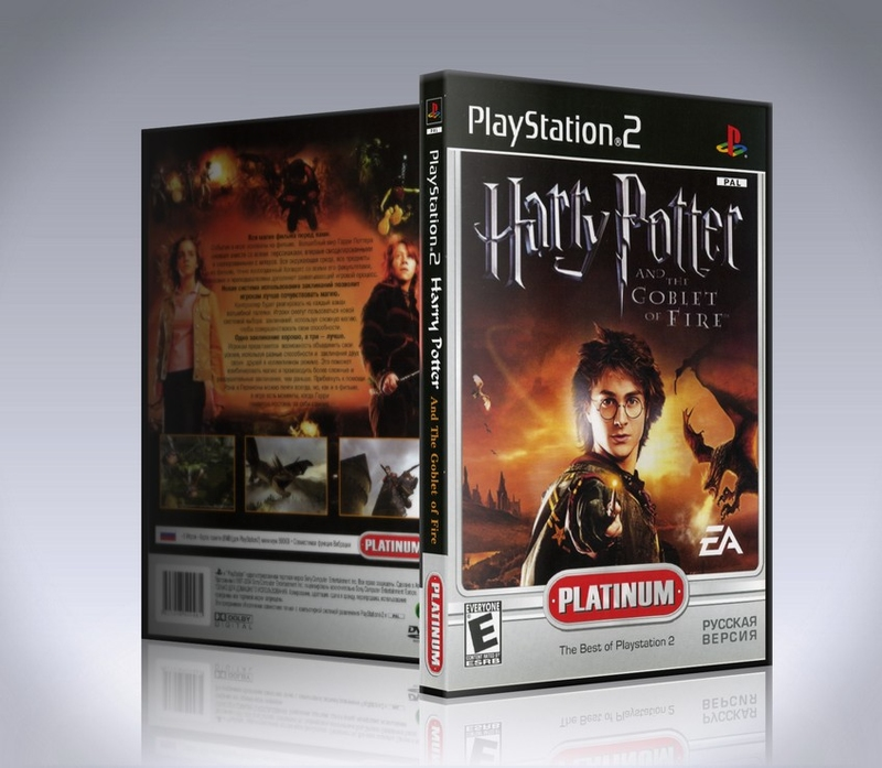 Harry potter goblet of fire (ps2)-thumb