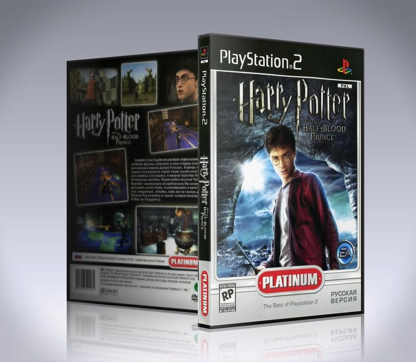 Harry Potter and the Half-Blood Prince(ps2)-thumb