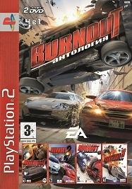 Сборник игр 4в1: Burnout 3-thumb