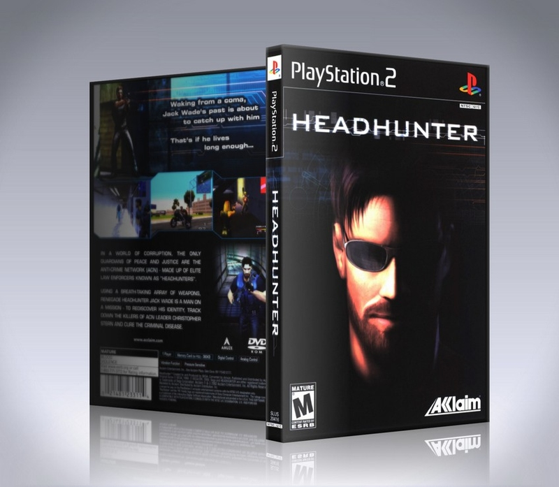 Head hunter (ps2)-thumb