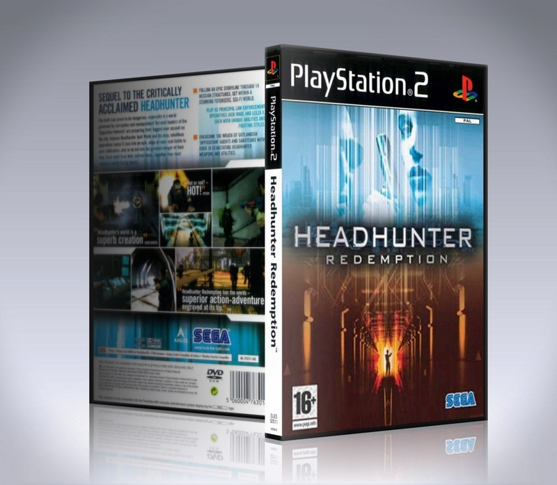 Headhunter Redemption (ps2)-thumb