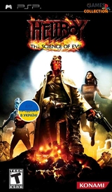 Hellboy: The Science of Evil (PSP)-thumb