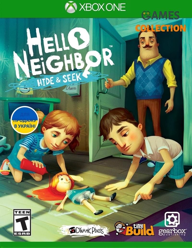 Hello Neighbor Hide and Seek (Xbox One)-thumb