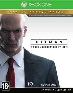 Hitman. Полный первый сезон (XBoxOne)-thumb