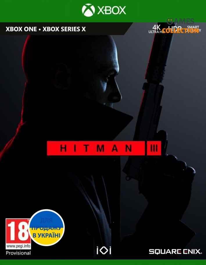 Hitman 3: Standard Edition (XOne/XSX)-thumb