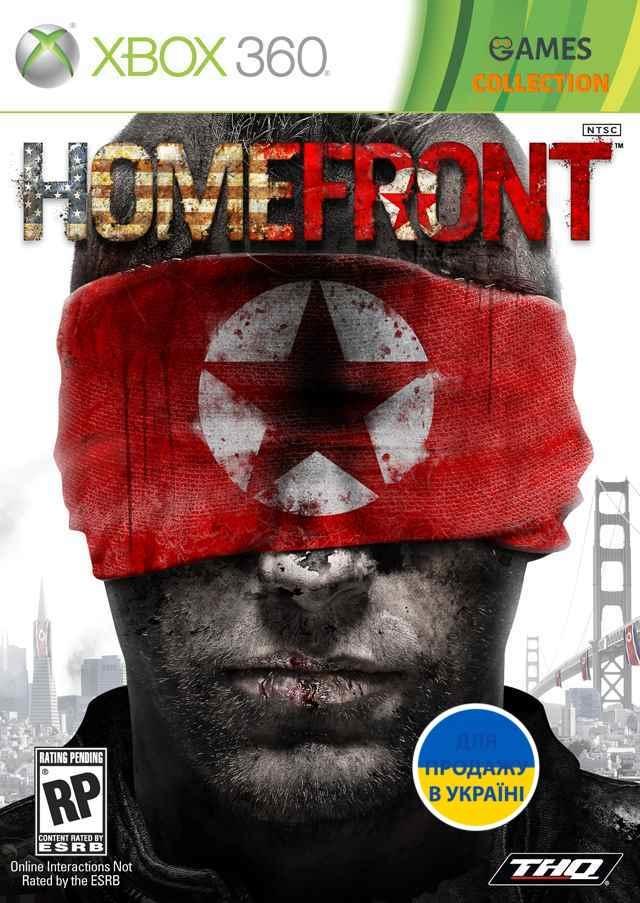Homefront (XBOX360) Б/У-thumb