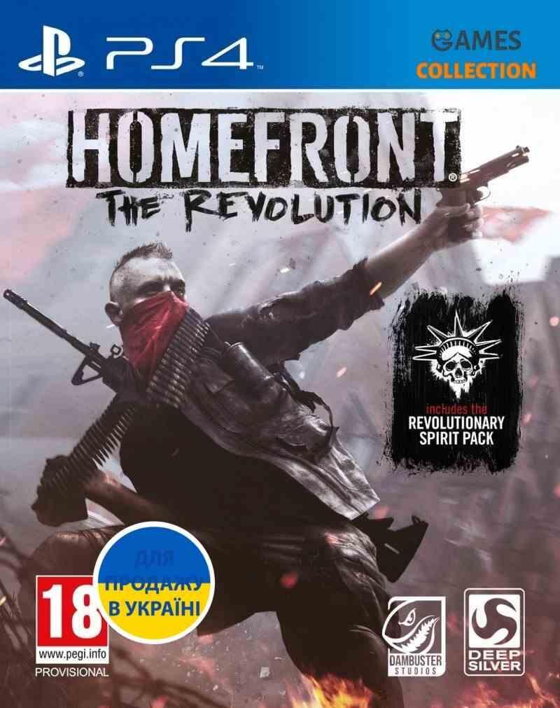 Homefront The Revolution (PS4)-thumb
