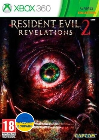 Resident Evil: Revelations 2 (XBOX 360)-thumb
