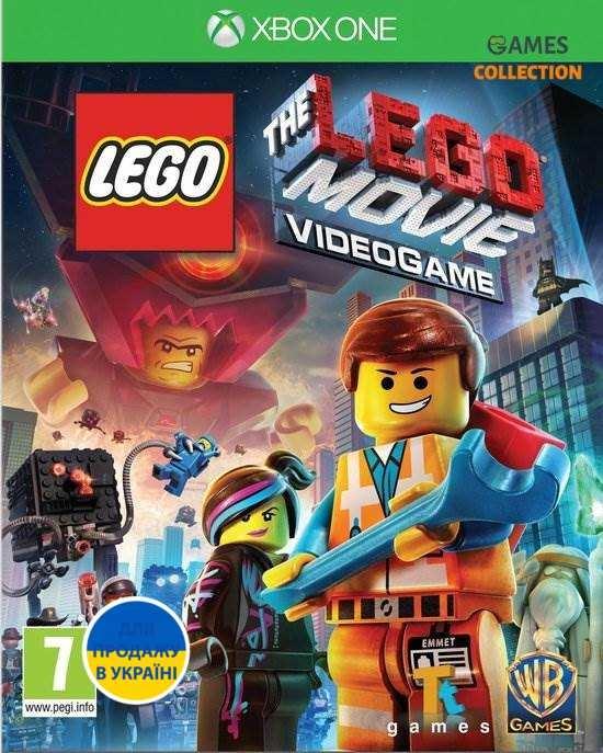 The LEGO Movie Videogame (Xbox One) Б/У-thumb