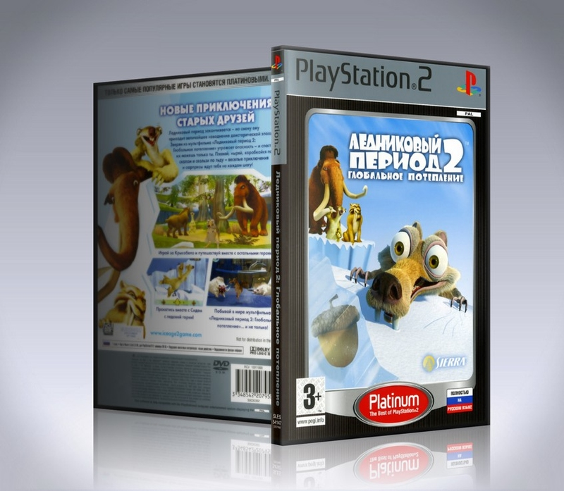 Ice Age 2 The Meltdown (ps2)-thumb