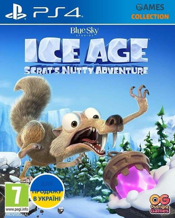 Ice Age: Scrat's Nutty Adventure (PS4)-thumb