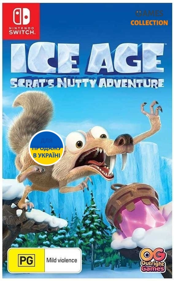 Ice Age: Scrat's Nutty Adventure (Switch)-thumb