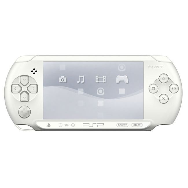 Sony PSP Street White (гар.1 год)-thumb