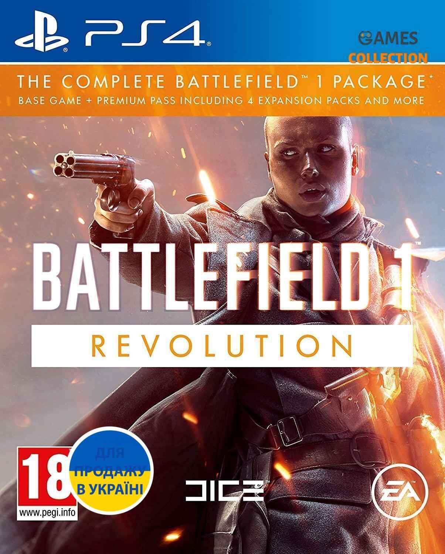 Battlefield 1 Revolution (PS4)-thumb
