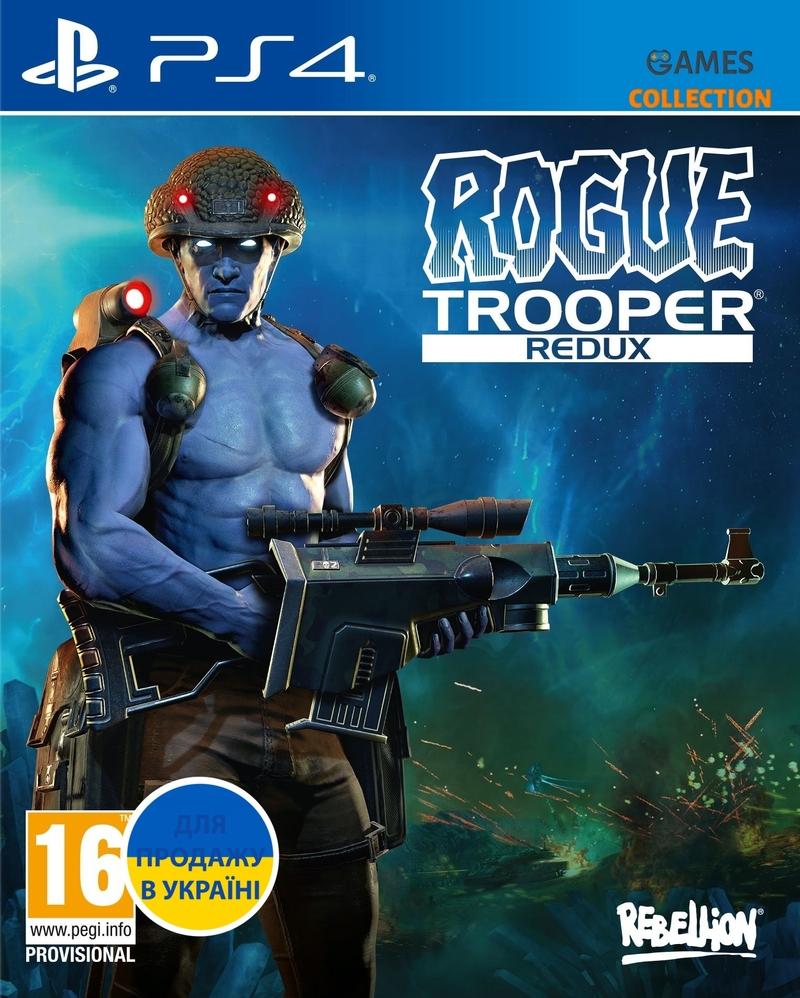 Rogue Trooper Redux (PS4)-thumb