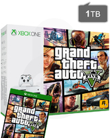 XBOX ONE 1TB S (GTA5)-thumb