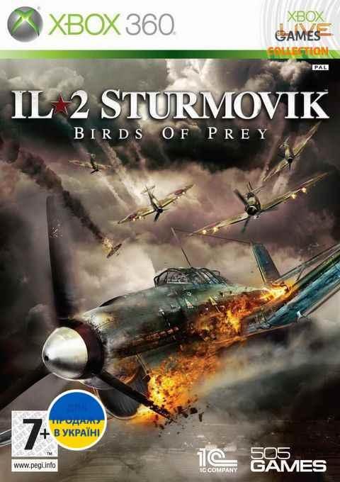 IL-2 Sturmovik: Birds of Prey (XBOX360)-thumb