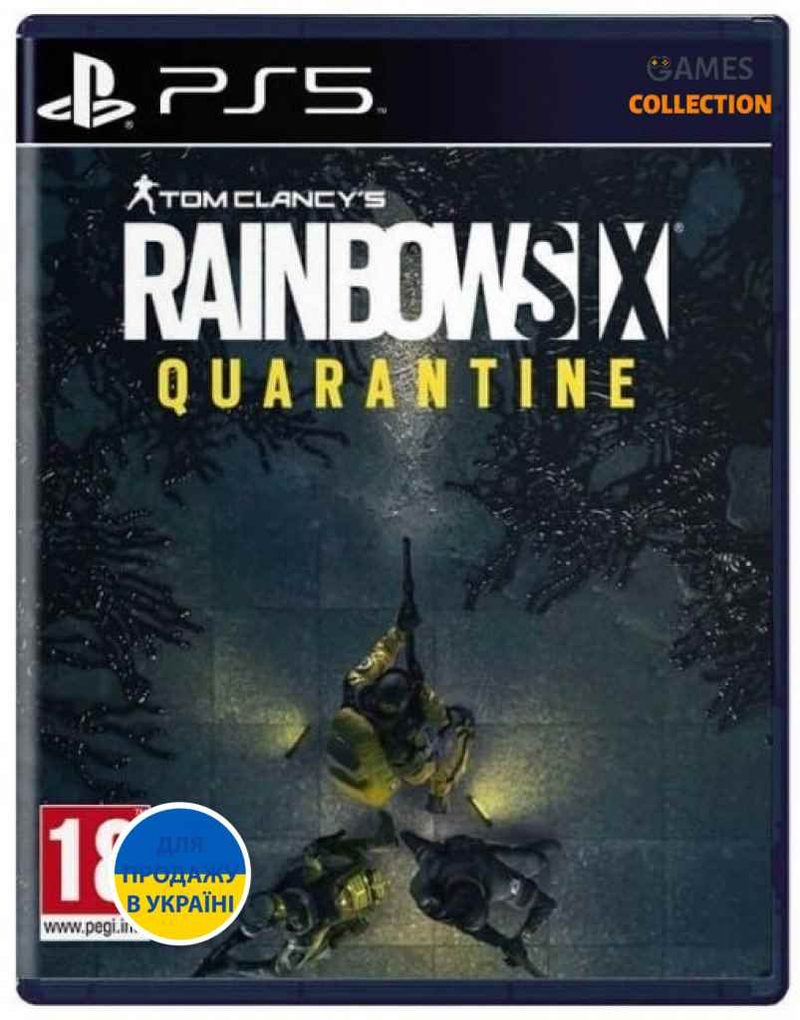 Rainbow Six Quarantine (PS5)-thumb