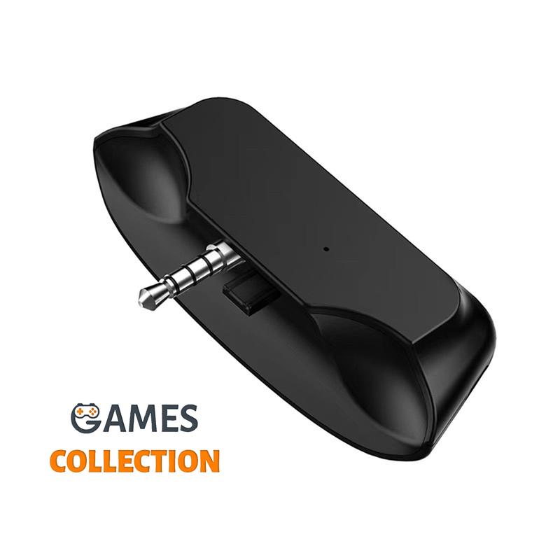 Беспроводной адаптер для любых Bluetooth наушников PS4-thumb