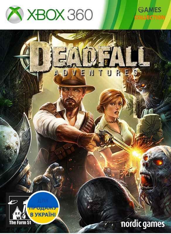 Deadfall Adventures (XBOX360)-thumb