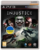 Injustice: Gods Among Us (PS3)-thumb