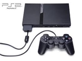 Sony PlayStation 2 Slim (чип.) чёрная Новая (PS2)-thumb