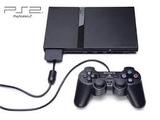 Sony PlayStation 2 (чип.) чёрная-thumb
