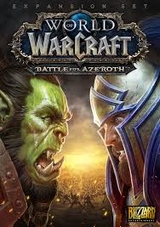 World of Warcraft: Battle for Azeroth Ключ (PC)-thumb