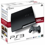 PS3 Slim 320GB + Игры (Б/У)-thumb